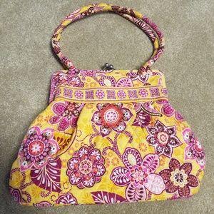 Vera Bradley snap purse